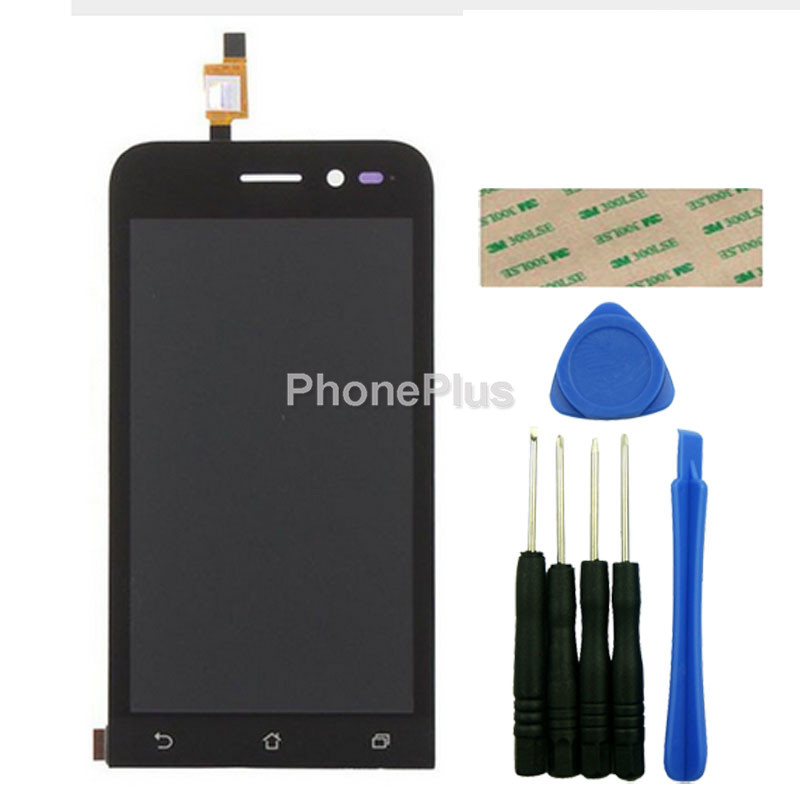 For ASUS Zenfone Go 4.5 inch ZB452KG Touch Screen Panel Digitizer Glass LCD Display Assembly Repair Part