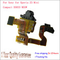 In Stock!Original New For Sony for Xperia Z3 Mini Compact D5833 M55W Earphone Headphone Jack Audio Flex Cable Ribbon With Sensor