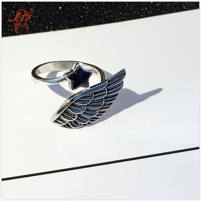 L & P nouvelle mode 925 bague en argent Sterling pour femmes hommes couples, 925 bijoux en argent sterling femmes anneau livraison gratuite