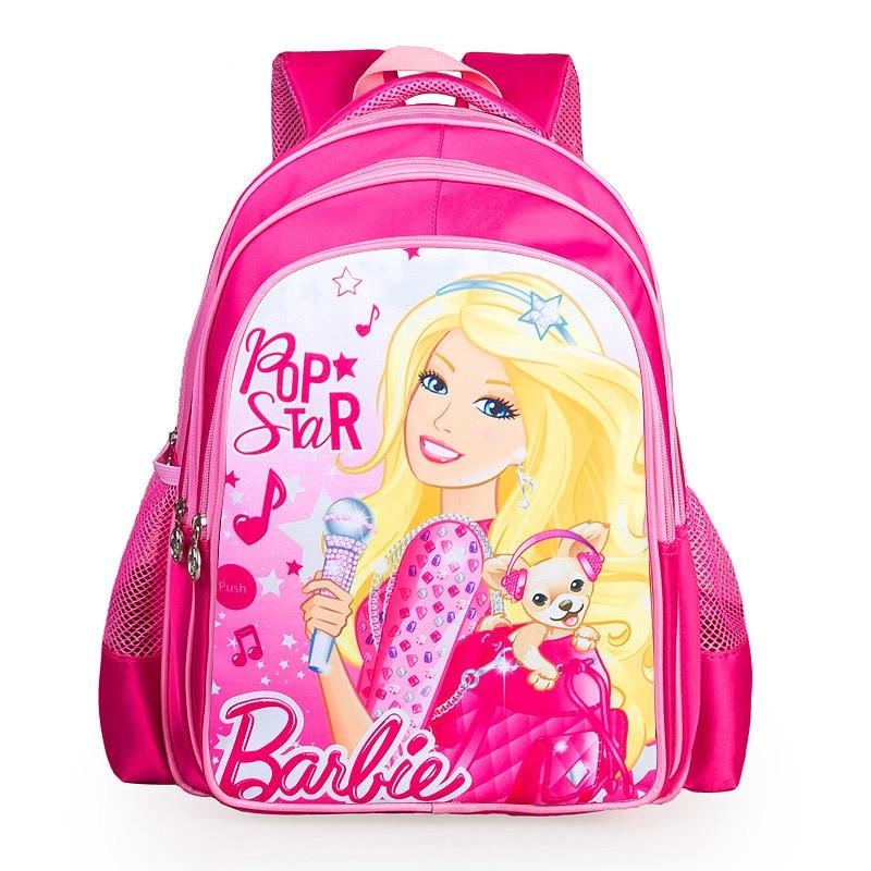 School bags New Arrivals 2017 3D Cartoon Children School Backpacks Children School Boys Girls Mochila Infantil Mochila Escolar