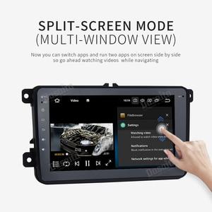 "Image 5 - Dasaita 8 ""Android 10 araba GPS radyo çalar VW Volkswagen Golf 5 6 Polo Passat Tiguan Jetta EOS Sharan amarok Scirocco Video"
