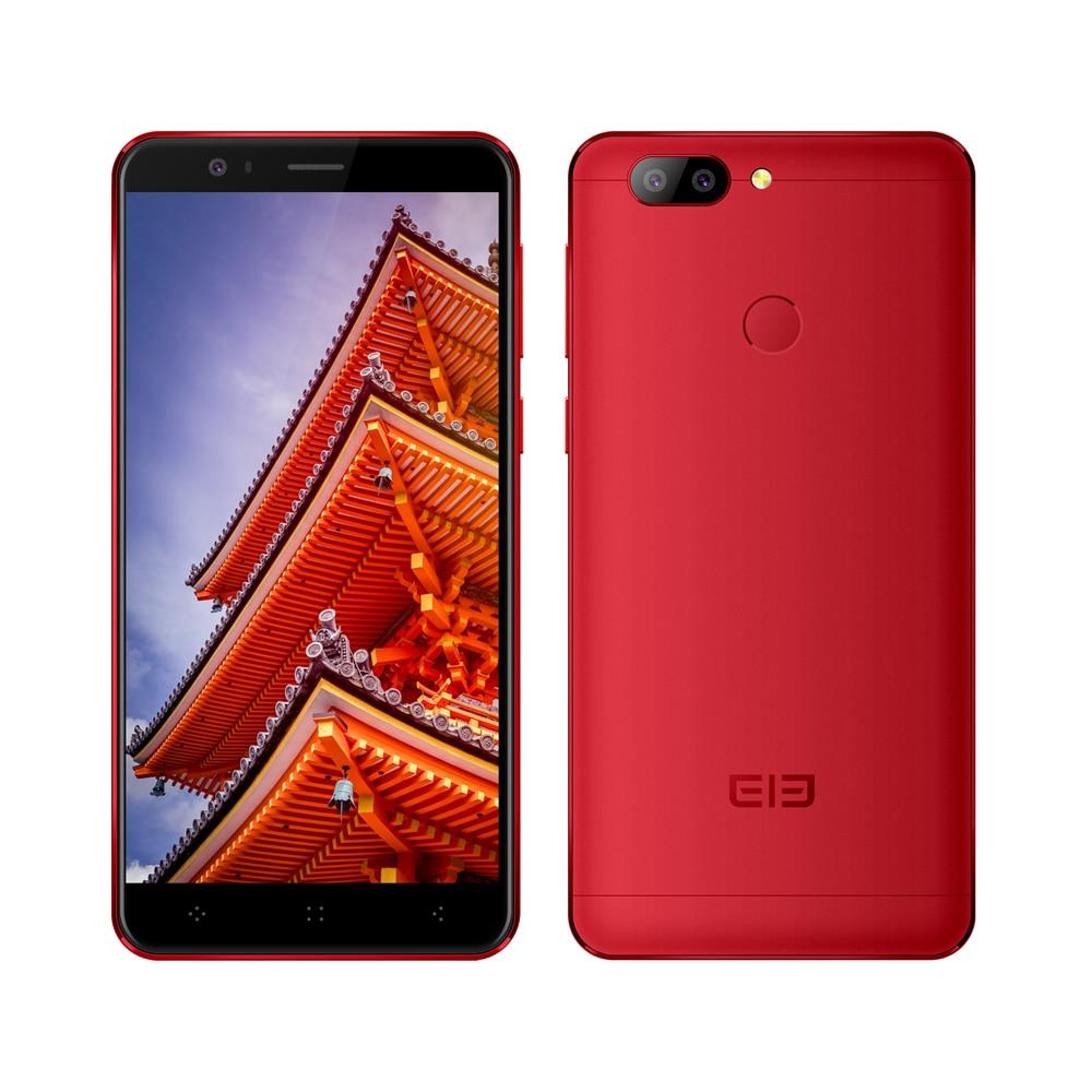 Elephone P8 3D 4G Phablet Android 7.0 5.5 Inch MT6750T Octa Core 4GB RAM 64GB ROM 13.0MP 2.0MP Dual Back Camera Rear Fingerprint