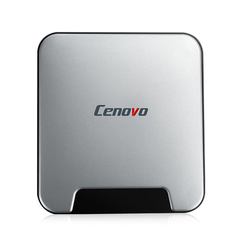 Prix pour Cenovo mini pc 2 tv box pour intel cerise sentier z8350 4 gb rom 64 GB Capacité Quad Core HD 64bit Windows 10 WiFi BT4.0 Set Top Box
