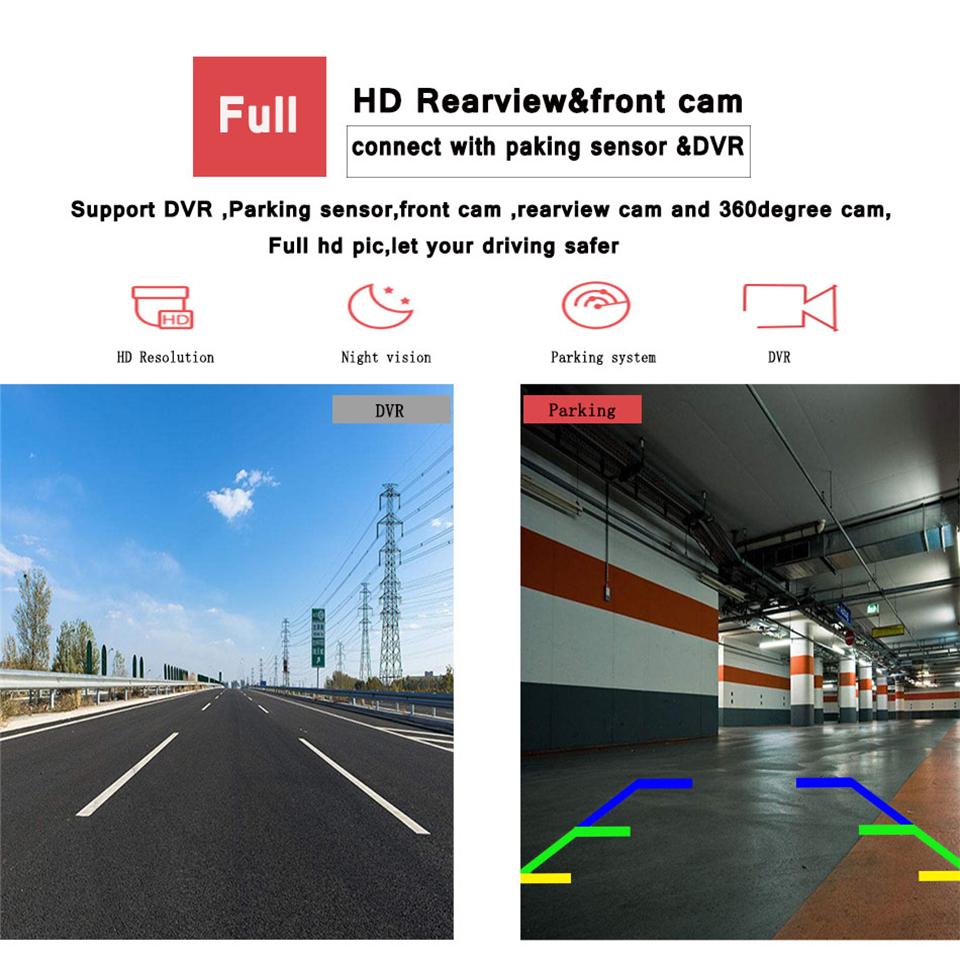 Clearance Android 9.1 IPS Octa core 4+64g Car Multimedia Player For KIA Ceed 2013 2014 2015 2016 Audio Radio Headunit 2din Carplay DSP MAP 10