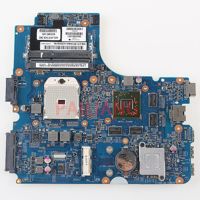 PAILIANG Laptop motherboard for HP Probook 4445S 4545S 4446S PC Mainboard  683599-001 683599-601 48 4SM01 011 full tesed DDR3