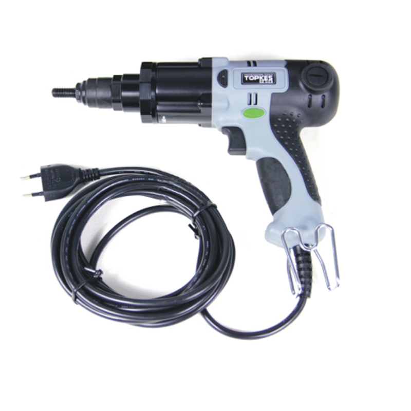 Electric Riveting Nut Gun Electric Riveting Gun Riveting Tools With English Manual 220V 50Hz ERA-M10