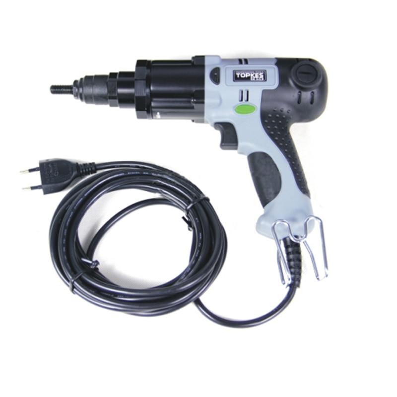 Electric Riveting Nut Gun Electric Riveting Gun Riveting Tools With English Manual 220V 50Hz ERA-M10