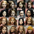 """head carved Gather kumik Exquisite beauty 1/6 12""""DIY doll  head carved Replaceable accessories Includes only head shape"""