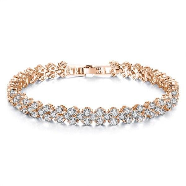 Tennis Bracelet Crystal...