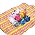 babies' crawling foam floor play mat Outdoor picnic mat waterproof insulation boutique folding suede crawling pad beach mat