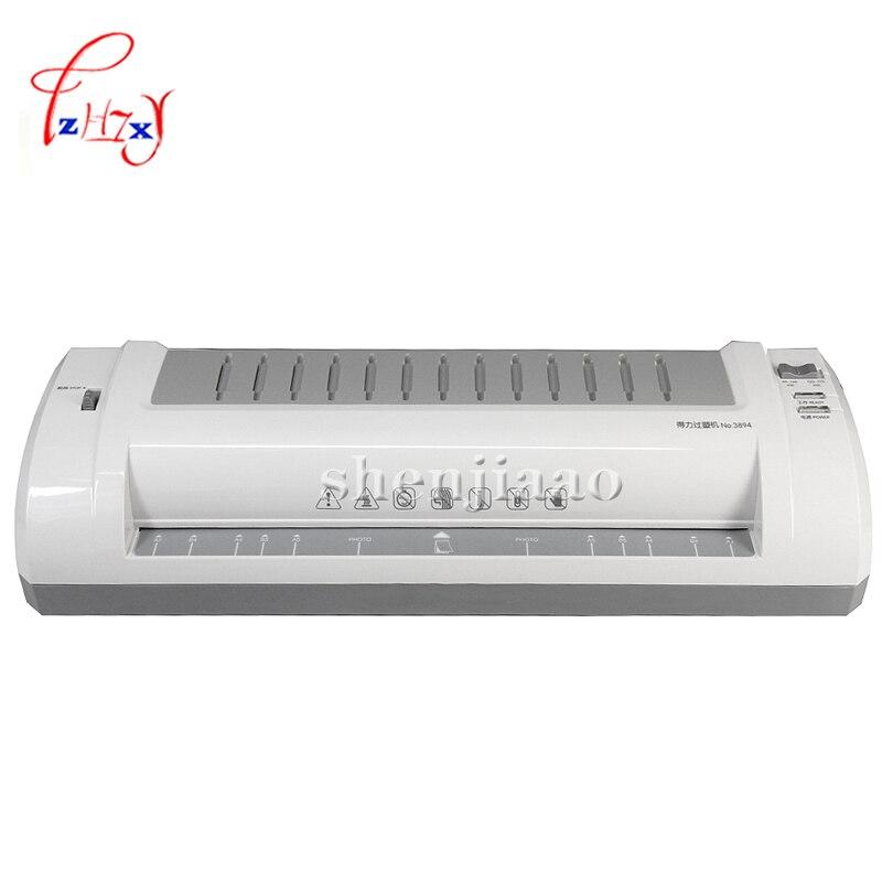 3894 Anwendung Von A3 Fashion Professional Stumm Typ Laminieren Maschine/laminator Silber Beliebte Produkt 1 Stück