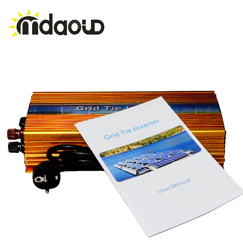 300W 90-140VAC/180-260VAC Grid tie inverter