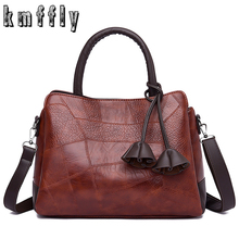 2019 New Female Luxury Leather Handbags Women Bags Designer Hand