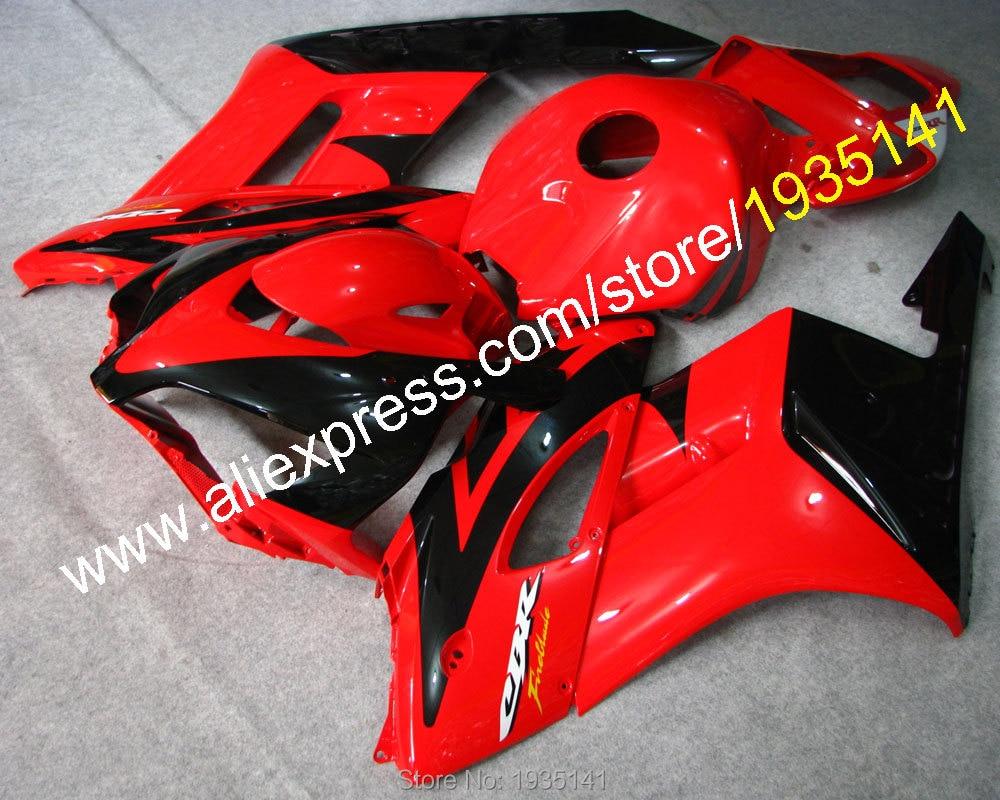Hot Sales,Fairing 2004 2005 For Honda CBR1000RR 04 05 CBR 1000RR CBR1000 Popular Red Black Bodywork Fairing (Injection molding) hot sales for honda cbr1000rr 04 05 cbr 1000 rr 1000rr cbr1000 rr 2004 2005 konica minolta abs fairing kit injection molding