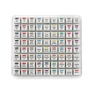 Image 1 - R3 KBDfans Ssuper 72 commutateurs testeur tout en un avec XDA colorant sub keycaps