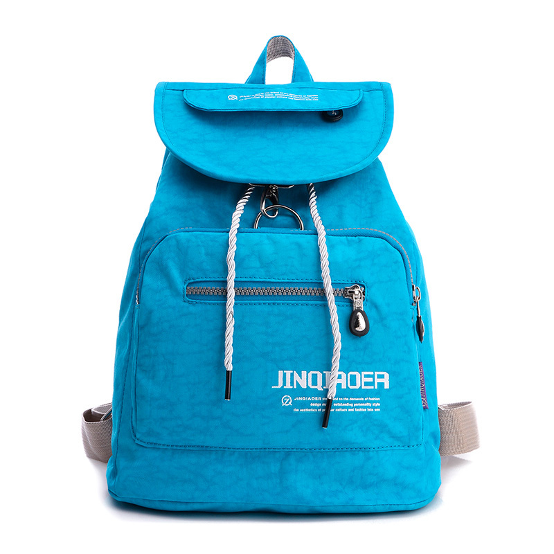 Women Backpack school bags for girls bolsas mochilas femininas rucksack women bag back pack nylon schoolbag