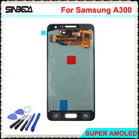 Sinbeda 4 5 AMOLED LCD For Samsung Galaxy A3 2015 LCD Display Touch Screen Digitizer Assembly
