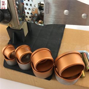 Image 3 - 1 セット配管ツール 220V 600 ワット温度 Controled Ppr 溶接機プラスチックチューブ Wlelder パイプ溶接機