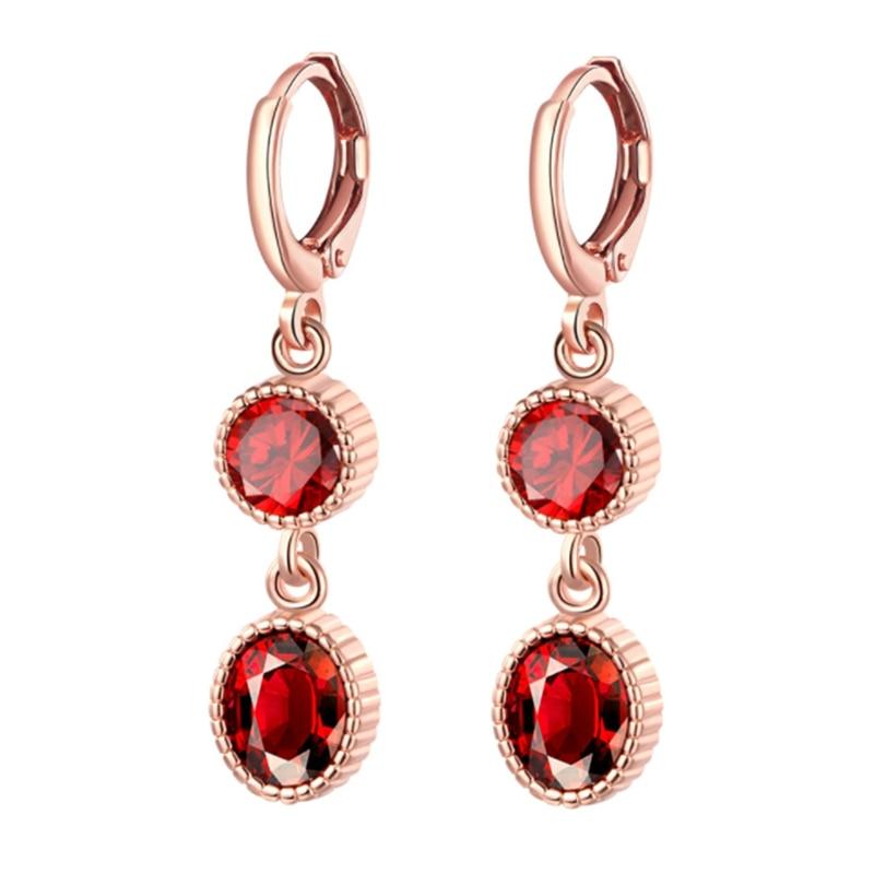 Aliexpress.com : Buy Vintage Wedding Crystal Earrings for ...