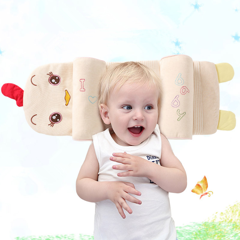 Baby Protective Pillow Adjustable Custom fit as Baby Grows Toddlers Head Safety The Most Effective Head Support for Newborns baby head protective pad cartoon animal toddlers pillow infant learning walk safety cushion fj88