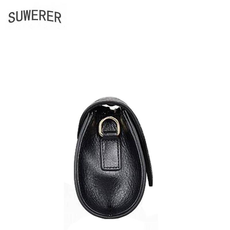 Luxus Echtes Handtaschen Leder Frauen 2017 Geprägte Neue Mode Black Umhängetasche Schulter Handtasche a4Inrvx4