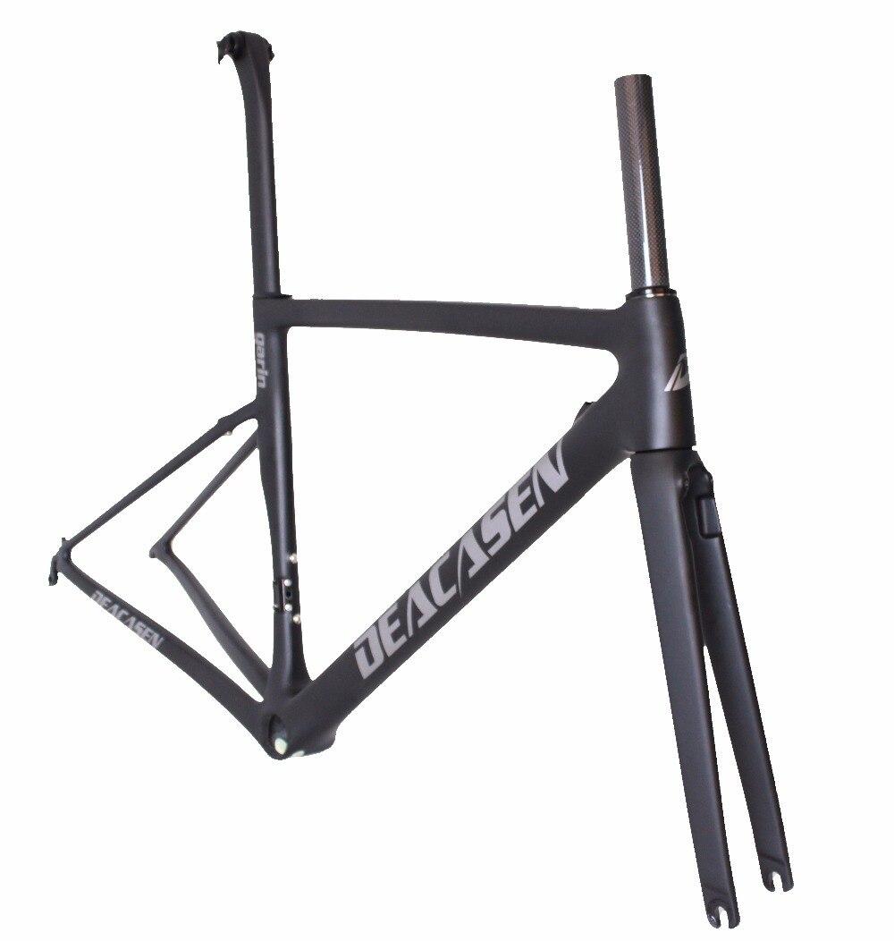 BSA68/PF30 carbon bike frame raw frame weight 772+ 20g super light ...
