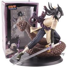 Naruto Shippuden Figure Orochimaru PVC Action Figure Collectible Model Toy 13cm KT4823