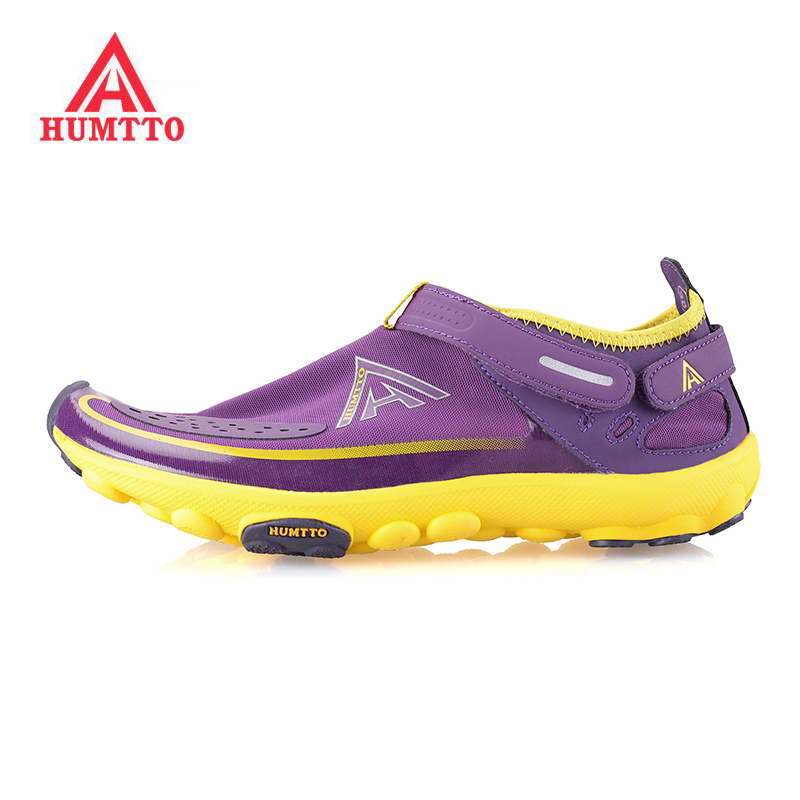 цены HUMTTO Women's Summer Sports Water Aqua Trekking Hiking Sandals Shoes Sneakers For Women Outdoor Climbing Mountain Shoes Woman