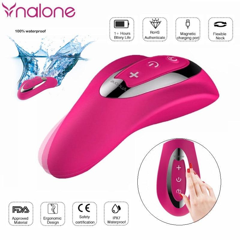 Nalone-YYW Sex Shop Multi-vitesse Vibrateurs pour les Femmes Érotique Jouet pour Adulte Privé Marchandises pour le Sexe avec tactile Fonction de Vibration