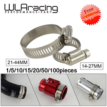 Free shipping 1-100pcs/set all size Stainless Steel 201 Worm Drive high qulity Hose Clamp - Fuel Pipe Tube Clips water 1 set free shipping high quality printing machine sm52 water roller gear shaft g2 030 201 r2 030 207 mv 101 755 02