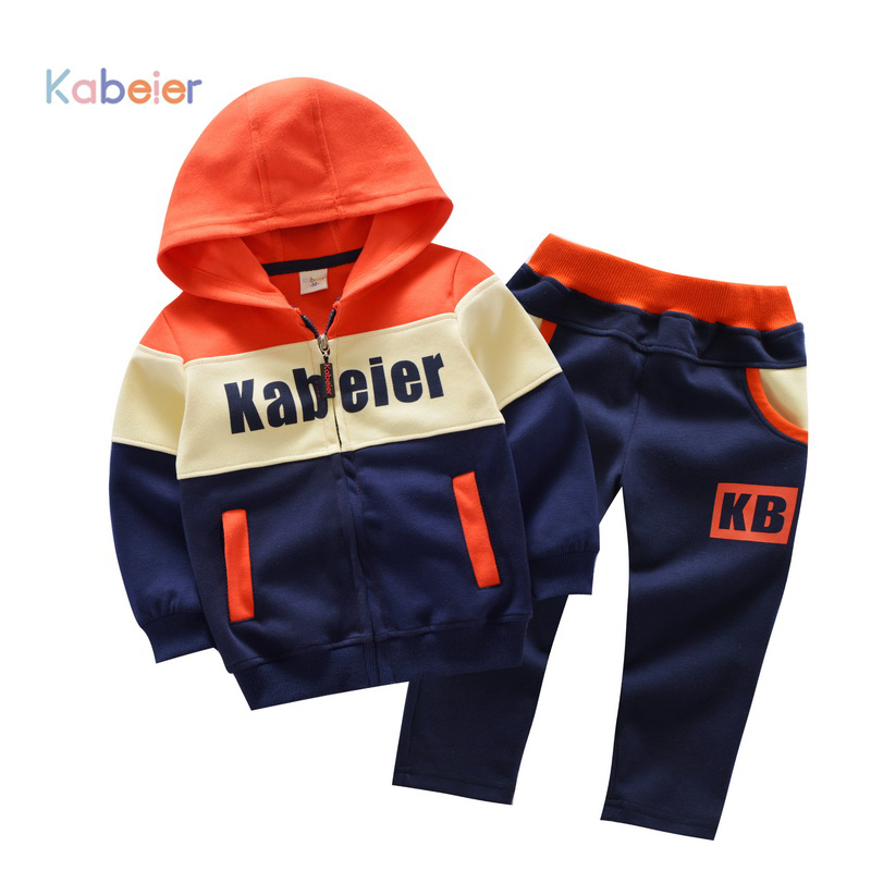 high quality baby clothes girl boy spring jacket + pants 2pcs sport suit baby clothing set newborn infant clothing kabeier newborn baby boy girl set spring 2017 infantil boys outerwear sport clothing cartoon letter print girls clothes 2pcs suit cloth