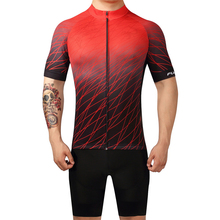 Professional Men's Cycling Clothing Set Short Sleeve Bike Jersey Set Bike Jerseys and Bib Shorts Bicycle Clothes with Gel Padded veobike men women country series short sleeve jersey gel padded bib shorts breathable sport suit bike bicycle cycling jersey set