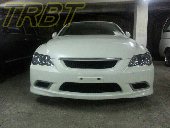 Auto Parts Coupons >> Mark X ABS Body Kit Front Bumper Side Skirts Rear Bumper ...