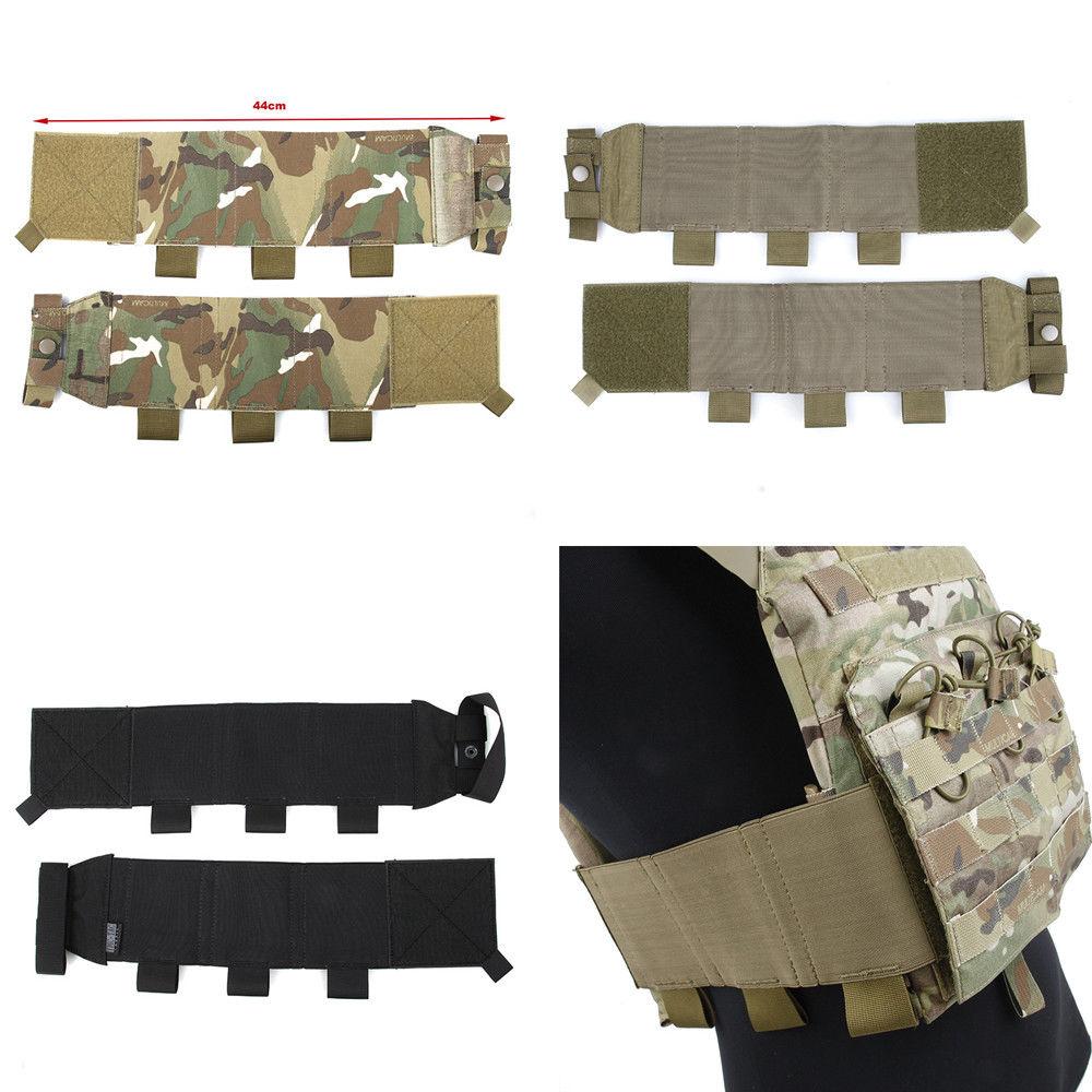 TMC Elastic & Mag Pouch Cummerbund for JPC JPC2.0 Tactical Vest tmc tactical vest zip on panel pack for