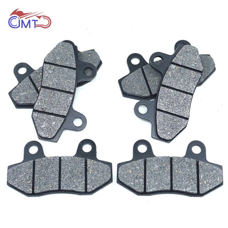 FRONT REAR Brake Pads HYOSUNG GT 650 R 2007 2008