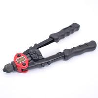 YOUSAILING 11 280MM Heavy Duty Hand Rivets Tool Double Hand Manual Riveting Tool Hand Riveter Gun