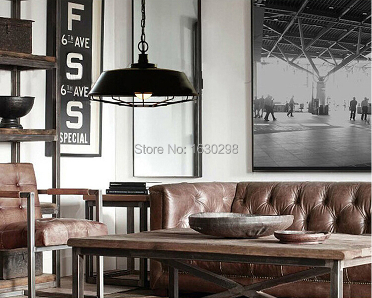 Aliexpress Buy American Country Creative Loft Pendant Lights