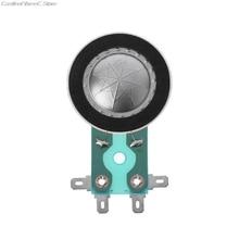 25.4 ミリメートルツイーター音声コイルラウンドオーディオスピーカー高音コイルホーンチタンフィルム銅クラッド Alumium ダイヤフラム修理アクセサリー
