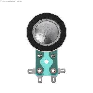 Image 1 - 25.4 ミリメートルツイーター音声コイルラウンドオーディオスピーカー高音コイルホーンチタンフィルム銅クラッド Alumium ダイヤフラム修理アクセサリー
