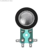 Динамики 25,4 мм, звуковая катушка, Круглый звуковой сигнал, звуковой сигнал, титановая пленка, медная плакированная алюминиевая диафрагма, аксессуары для ремонта