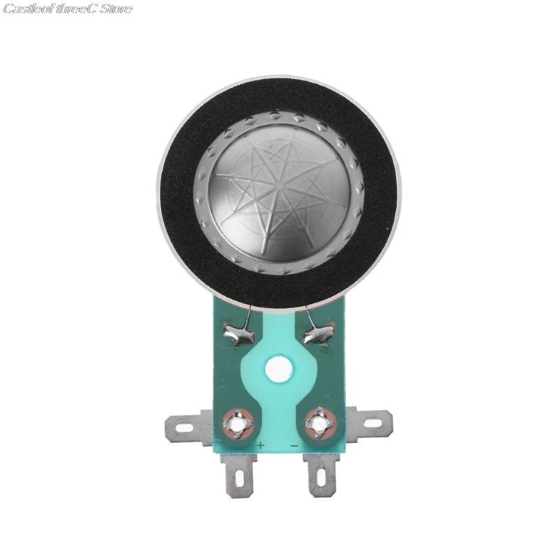Audio Driver Speaker Titanium Film Treble Voice Coil Reel Tweeter Accessory