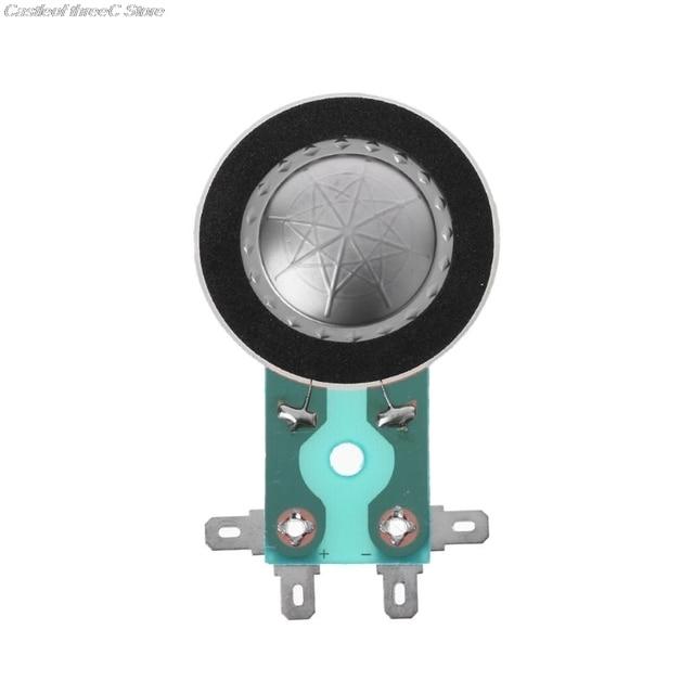 25.4MM סליל קול הטוויטרים עגול אודיו רמקול טרבל סליל צופר טיטניום סרט נחושת בלבוש Alumium סרעפת תיקון אביזרים
