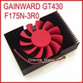 Free Shipping GAINWARD GT430 F175N-3R0 2Wire 2Pin Cooler Cooling Fan