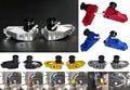 CNC Aluminium Swingarm Swing Arm Spool Slider Adapters Mounts For HONDA CB500F CB500X CBR500R 2013 2014 2015 2016