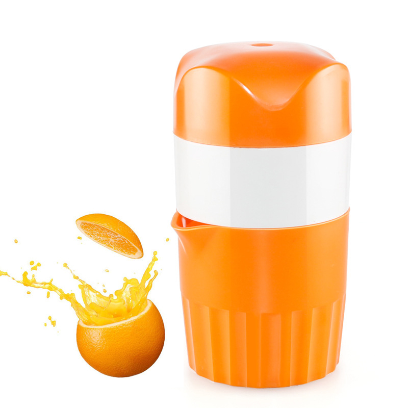 Hand Press Juicer Tool Household Manual Juice Bottle Mini Travel Small Fruit Squeezer Machine Extractor Cup healthy mini manual juicer with good price