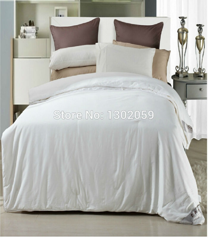 king queen full twin china 100 whites mulberry silk comforter quilt blanket duvet autumn and