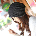 slouchy beanie hat 2015 New fashion winter hats for women Skullies beanies High Quality Knitting cotton cap Girl Warm Winter Hat