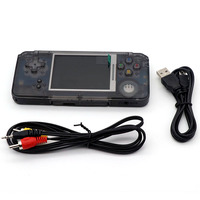 Coolbaby Classic 3.0 inch Color Screen Handheld Game Console 64 bit Game Players built in 3000 Games Support MP3 MP4 MP5