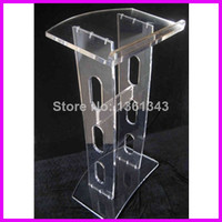 Hot sellingGood Quality Acrylic Table Top Lectern