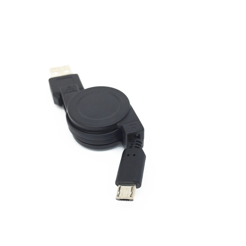 Evo 4g Orders Are Welcome. Nice Retractable Micro Usb Data Sync Charger Cable For Htc Evo Shift 4g 3d Dragon G5 Desire Z C Incredible G11 Explorer a310e